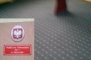 Gimnazjum w Mrocznie